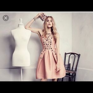 H&M Conscious Collection Pink Dress